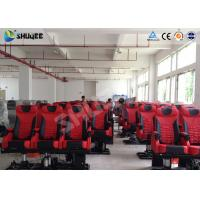 China Big Fibre Cloth Exclusive 3D Cinema System Play Long Movie 70 Seats wholesale