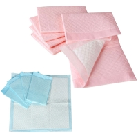China Private Hospital Medical Adult Bedrid Disposable Under Pads on sale