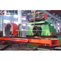 China Heating Induction Pipe Bending Machine with Medium Frequency Power wholesale