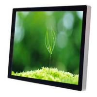 China LED Backlight Open Frame Touch Screen Monitor PCap Touch 17 Inch 250 Nits Brightness wholesale