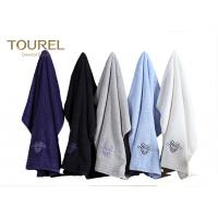 China Colouful Grade Gift Towels  with Custom Embroidery Logo wholesale