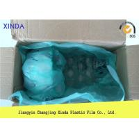 China Void - Filled Recyclable Air Cushion Film / Dunnage Bag With HDPE Material , White Color wholesale