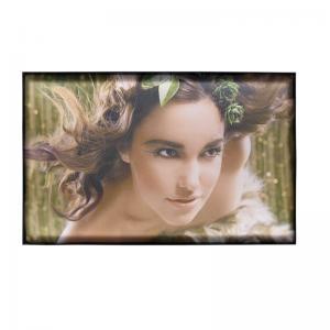 China Aluminum SEG Fabric Frames Custom Frame Color 31.2 * 43.5 Cm Graphic Size wholesale