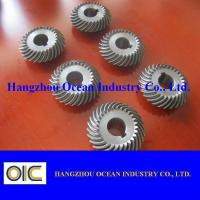 China M0.5 M1 M1.5 M2 M2.5 Alloy Steel Micro Spiral Bevel Pinion Gear on sale