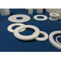 China CNC Machining Precision Insulate PTFE Gasket Food Grade For Industrial Seal wholesale