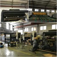 China 25KW High Accuracy Reel To Sheet Cutting Machine CE Servo Driven wholesale