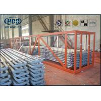 China Heat Efficiency Improving Boiler Parts Superheater Coils , ASME Standard wholesale