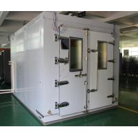 China 12 cubic Walk-in Programmable Constant temperature and humidity Chamber wholesale