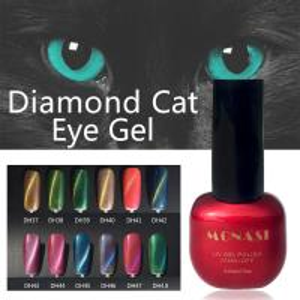 China Hot sale!!! Most popular Reliable UV Gel Maker Custom Label Cat Eye Factory Gel UV on sale