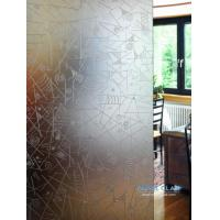 China Frosted Pattern Glass wholesale