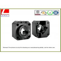 China Customized color Anodization CNC Aluminium machining Parts Bearing Mount wholesale