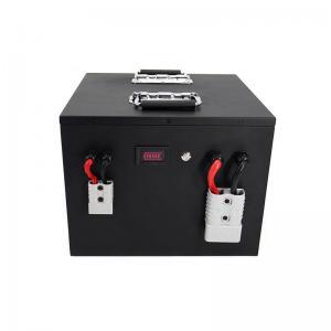 China Panasonic 24V 100Ah 2400Wh Lithium Battery Pack wholesale