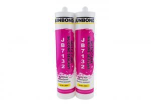 China Quick Drying Premium Construction Acetic Rtv Acetoxy Silicone Sealant wholesale
