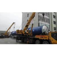 China Steam curing 2*31M or customized Sand AAC Autoclave reactor for hollow Block Brick Building Materials Production wholesale