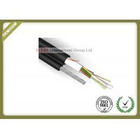 China Figure 8 aerial self-support Fiber Optic Cable  GYFTC8Y with FRP strength Member wholesale