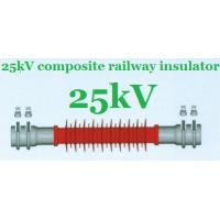 China ANSI High Voltage Train Insulators Composite For Electrified Railways wholesale