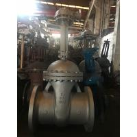 China Big Size Gate Valve , WCB Body , 24 Inch ,Flange 300LB,API Standard 600 and tested to API Standard 598 wholesale