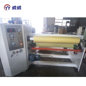 China Foam Double Sides 1600mm Adhesive Tape Rewinding Machine wholesale