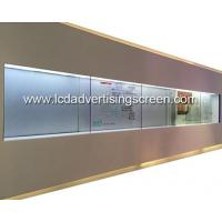 China Embed Transparent LCD Display Box Video Wall Full HD Touch Screen on sale