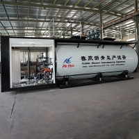 Buy cheap 59kw Double Heating Modified Bitumen Machine from wholesalers