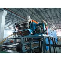 China Roller Type Pulp Molding Machine New Egg Tray Forming Machine wholesale