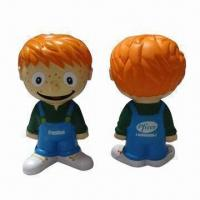 China PU Anti-stress Toys, Customized Designs are Accepted wholesale
