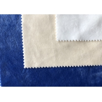 Quality Blanket Crystal Velboa Toy 144F Minky Plush Fabric for sale