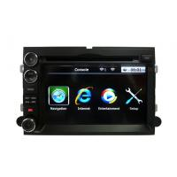 China 7 Inch Ford Fusion Dvd Car Navigation Multimedia Dvd Player Auto Radio-Cr-7720 wholesale