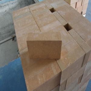 Buy cheap Magnesia Zirconia Kiln Refractory Bricks 76% MgO Insulating Fire Brick Light from wholesalers