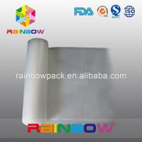China FDA Embossed Food Vacuum Seal Bags Custom Shape With Texture / Channels wholesale