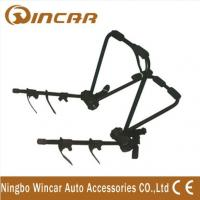 China Strong 2 Bike auto Rear Rear Bike Carrier , Frame / Wheel bike carrier hitch wholesale
