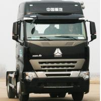 China SINOTRUK HOWO Prime Mover Truck RHD 4X2 Euro2 290HP ZZ4187M3511W For Towing Trilers Or Semi trailers wholesale