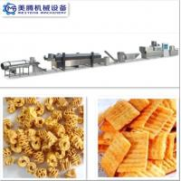 China Frying Bugles /chips/stick snack processing machine/salad snack machine/ricecrust snack machine on sale
