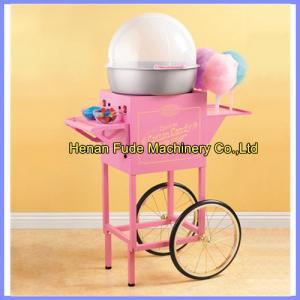 China Cotton candy machine, candyfloss machine, spun sugar machine, small snack machine wholesale