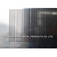 Buy cheap 10mm Thickness Perforated SS Sheet / Stainless Steel Profiles By Laser Cutting from wholesalers