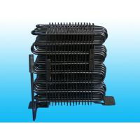 China Wire Tube Condenser / External Condensers For Freezer 6mm Thickness wholesale