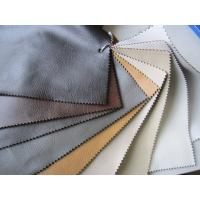 China Reupholster Car Seat Leather Upholstery , Faux Leather Material For Upholstery wholesale