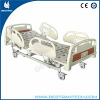 China Standard Electric Medical ICU Hospital Patient Beds Steel Frame 3 - Function wholesale