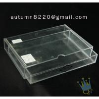 China BO (58) acrylic collection cases wholesale