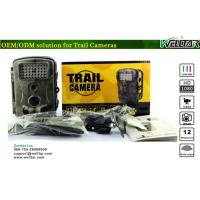 China 12mp Game Scouting Camera IR Night Vision , Hunting Trail Camera IP54 on sale