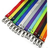 China wholesale double hook lanyard strap wholesale