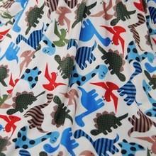 China High Quality Minky Digital Print Waterproof Print Minky Fabric in Stock on sale