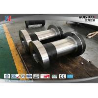 Buy cheap A105 LF2 F304 304L F316 316L F51 F53 cylinder I shaped grove for oil gas industry from wholesalers