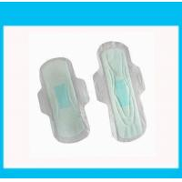 China Economical Blue Core Lady Sanitary Napkin,Sanitary Towel,Lady Pad with ADL wholesale