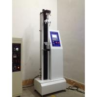 China Micro Tensile Testing  Servo Motor ,  Elongation Fabric Tensile Strength Tester on sale