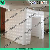 China Advertising Inflatable Square Photo Booth/Event Inflatable Water cube Tent wholesale