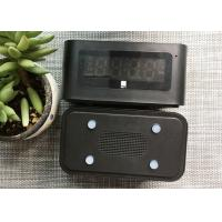 China ABS Black Portable Mini Wireless Bluetooth Speaker Built In Micphone wholesale
