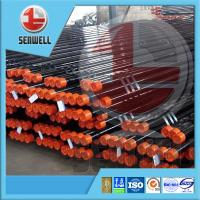 """China Hot sales API 5CT  2-3/8"""" N80 seamless steel tubing pipe with coating wholesale"""