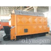 China High Efficiency Fuel Oil Fired Steam Boiler Heat Exchanger For Industrial wholesale