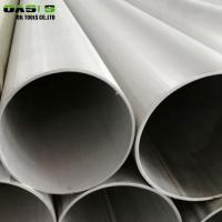 China SS316 / 304 Stainless Steel Casing Pipe 5 / 8 Inch Size Seamless Welded wholesale